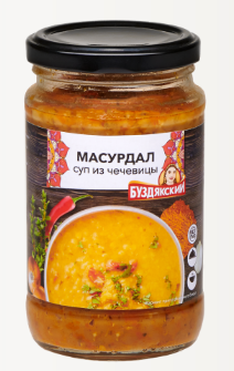 Суп из чечевицы Масурдал 350гр ТВИСТ
