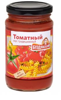 Соус Томатный Буздякский 350 г ТВИСТ