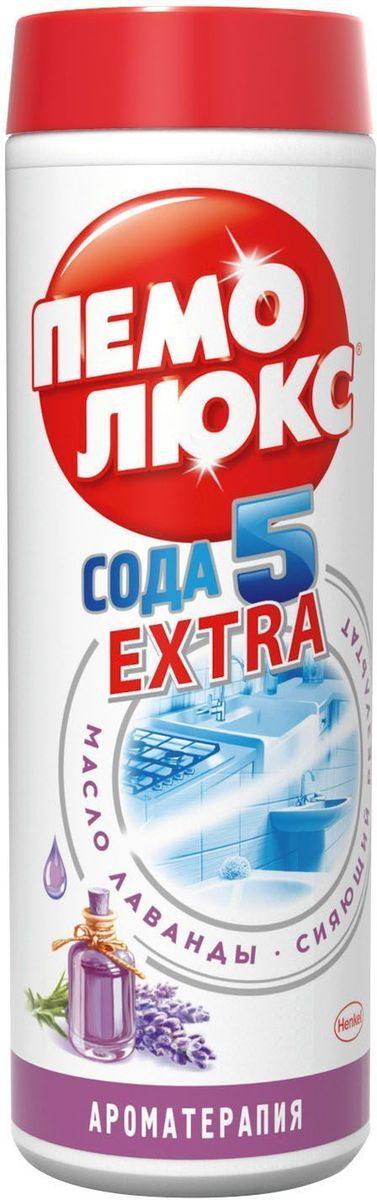 Чистящее средство  Пемолюкс  ароматная лаванда 480мл.