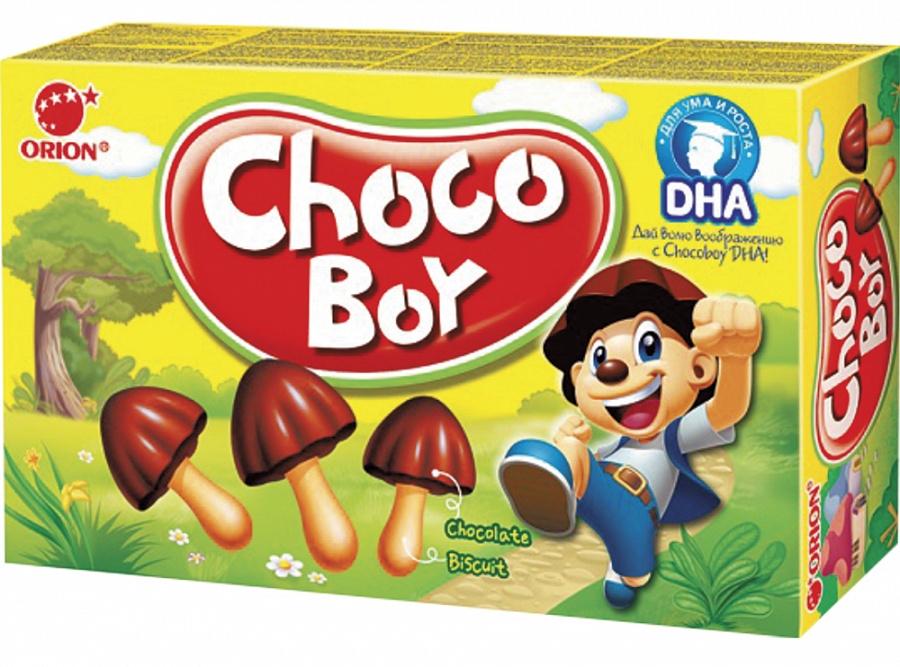 Печенье  Чоко Бой  45гр