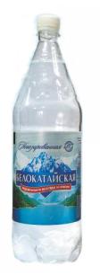 Вода  Белокатайская  негазированная 1.5л