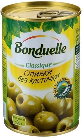 Оливки без косточки 314мл/300гр