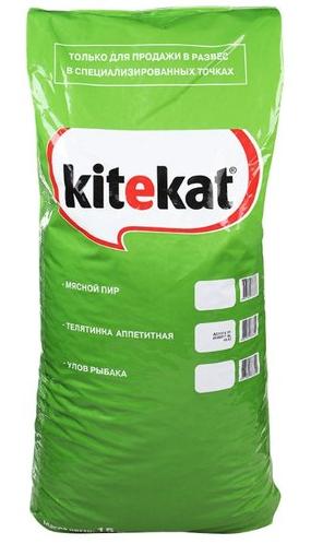 Сухой корм  Китекат  аппетитная телятинка 15кг