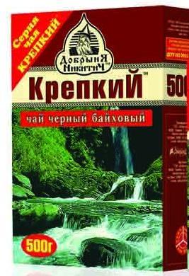 Чай  Крепкий  500гр.