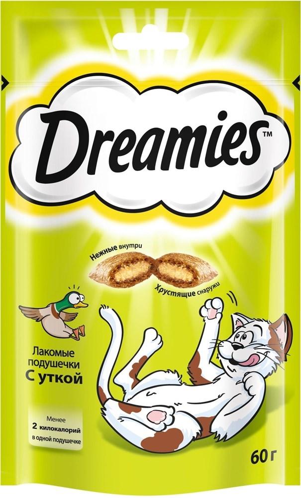 Лакомство для кошек  Dreamies  суткой 60гр.