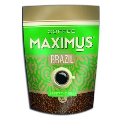 Кофе  Максимус  сублимированный 100% Арабика 140 гр.