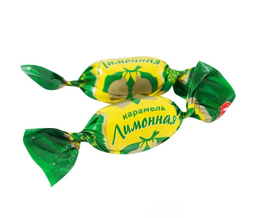 КАРАМЕЛЬ ЛИМОННАЯ ФАС 1/1000