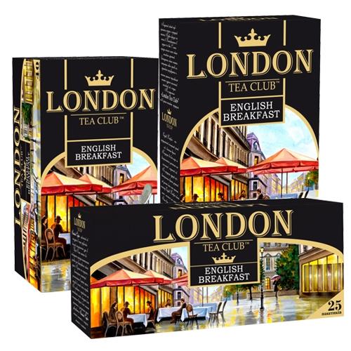 Чай  Лондон  English Breakfast  90гр