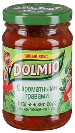 Соус  Долмио  с ароматными травами 210гр.