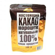Какао порошок натуральный 100гр