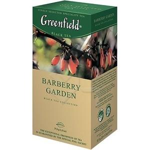 Чай черный  Гринфилд  Barberry Garden 20*1.5гр