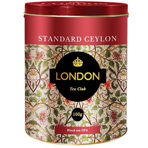 Чай  Standard Ceylon  ж/б 100гр