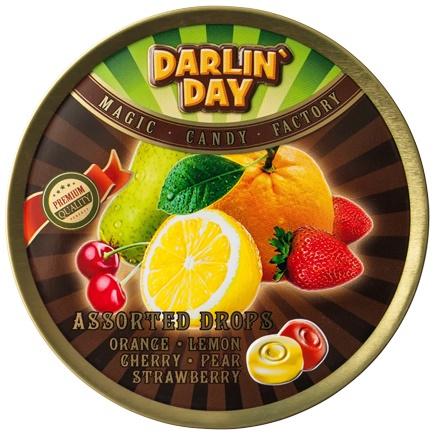 Карамель леденцовая  Darlin`Day  ассорти со вкусом апельсина