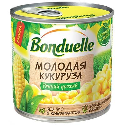 Молодая кукуруза 212мл/170гр