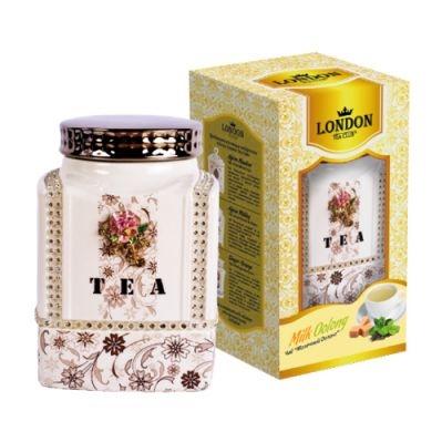 Чай зеленый  Молочный оолонг  100гр.