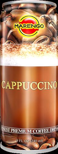 Кофейно-молочный напиток  Маренго  240мл.