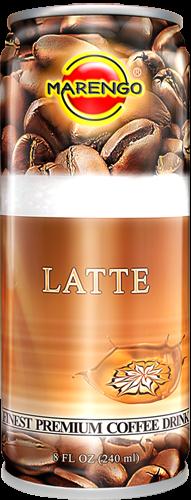 Кофейно-молочный напиток  Маренго  Латте 240 мл