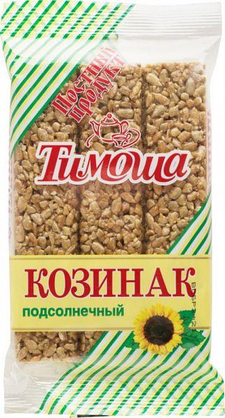КОЗИНАК ПОДСОЛНЕЧНЫЙ 'ТИМОША' 150ГР