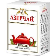 ЧАЙ AZERCAY TEA ПЕКОЕ ЧЕРНЫЙ 100ГР*60ШТ