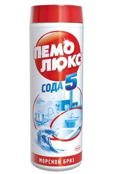 Чистящее средство  Пемолюкс  Морской бриз 480мл.