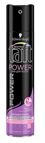 Лак для волос  Taft  нежность кашемира