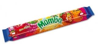 Жевательные конфеты  Мамба  79.5гр.
