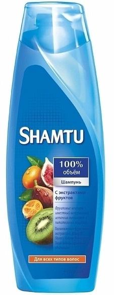 Шампунь  Shamtu  Питание и сила с экстрактами фруктов 650мл.