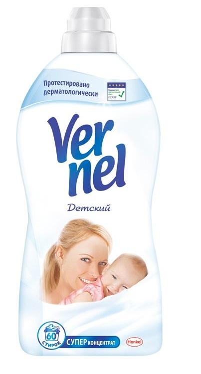 Кондиционер для белья  Вернель  детский 1.82л.