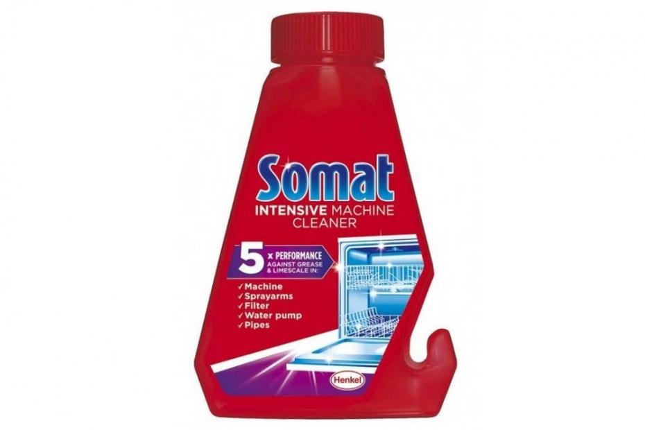 Чистящее средство  Сомат  для посудомоечных машин 250мл.