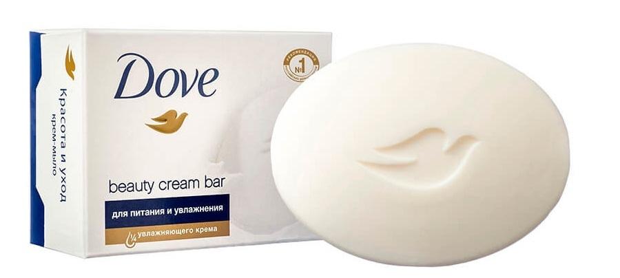 Крем-мыло  Dove  Красота и уход 135гр.