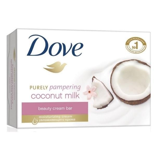 Крем мыло  Dove  объятия нежности