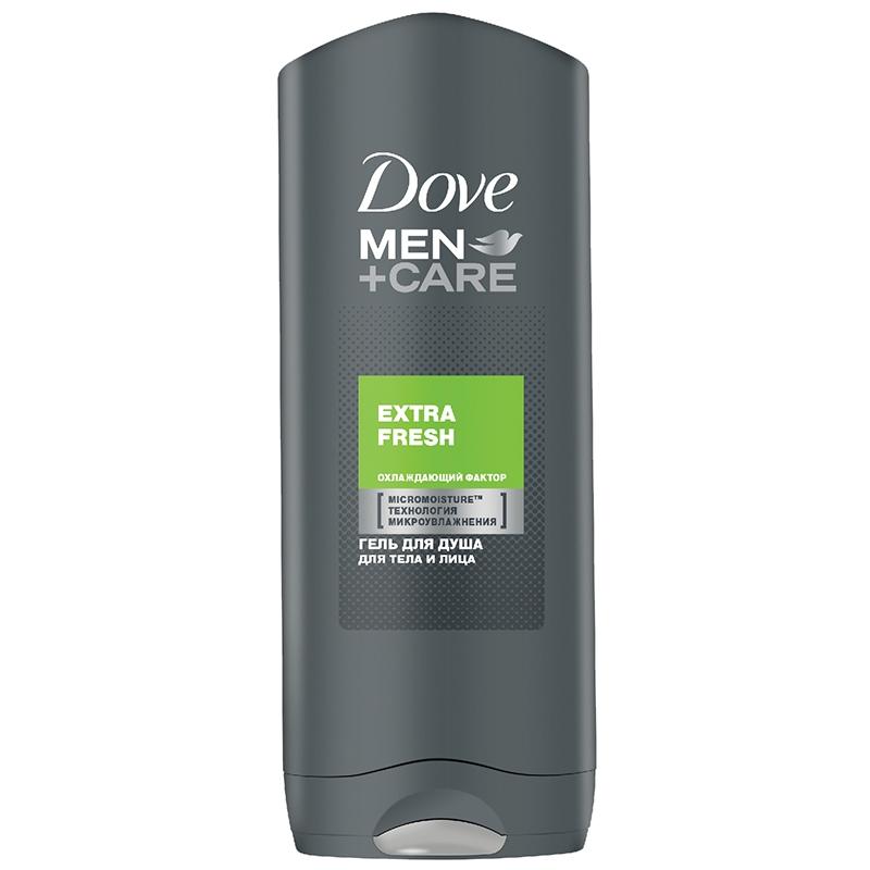 Гель для душа  Dove  Men+Care Экстрасвежесть