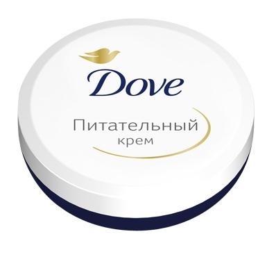 Питательный крем  Dove  для лица 150мл.
