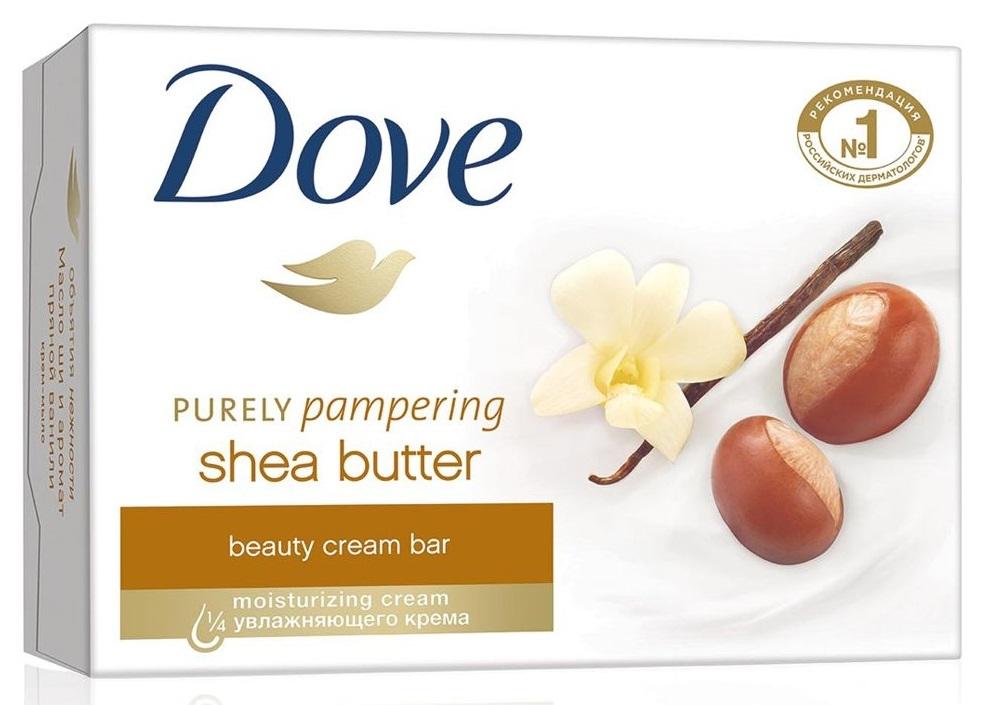 Крем-мыло  Dove  объятие нежности 100гр.