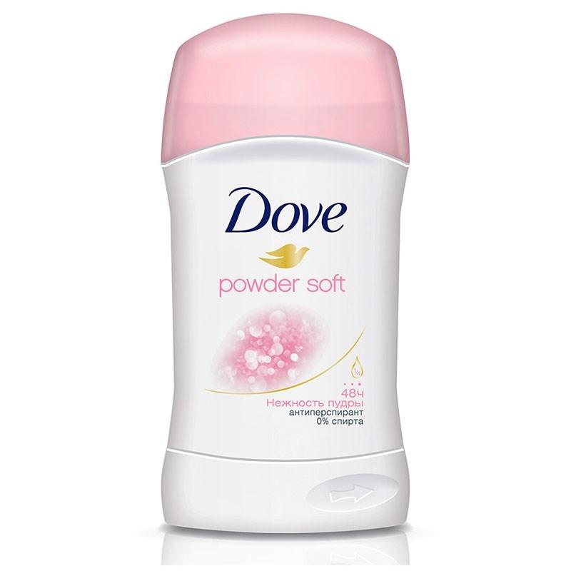 Дезодорант-карандаш  Dove  свежесть пудры 40мл.
