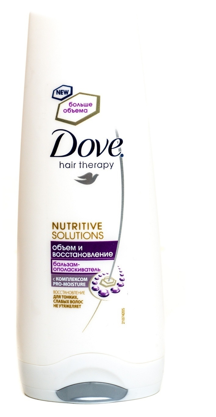 Бальзам-ополаскиватель  Dove  Nutritive Solutions