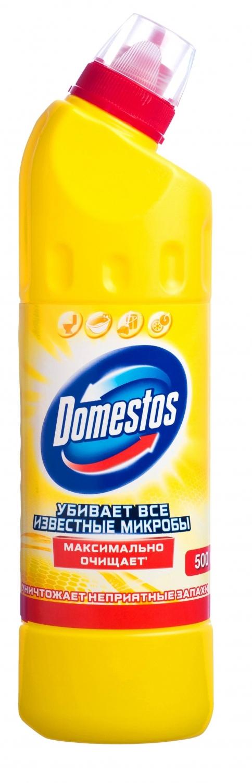 Универсальное средство  Domestos  лимон 500мл.