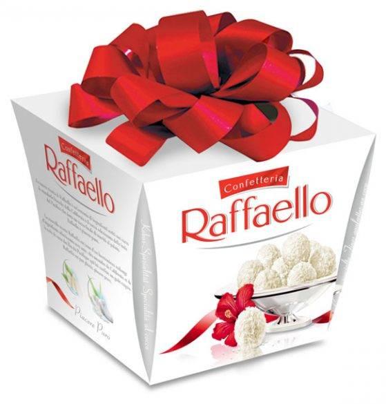 Конфеты  Raffaello  500гр.