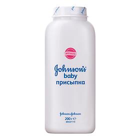 Johnsons Baby  присыпка 200гр.