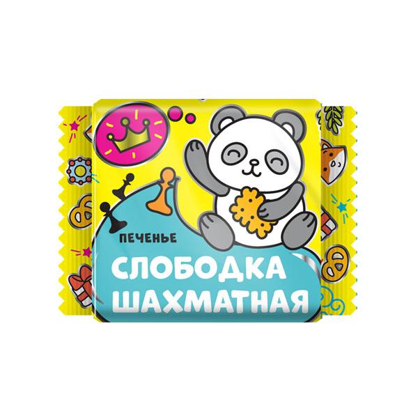 Печенье  Кио Слободка  шахматная 50гр.