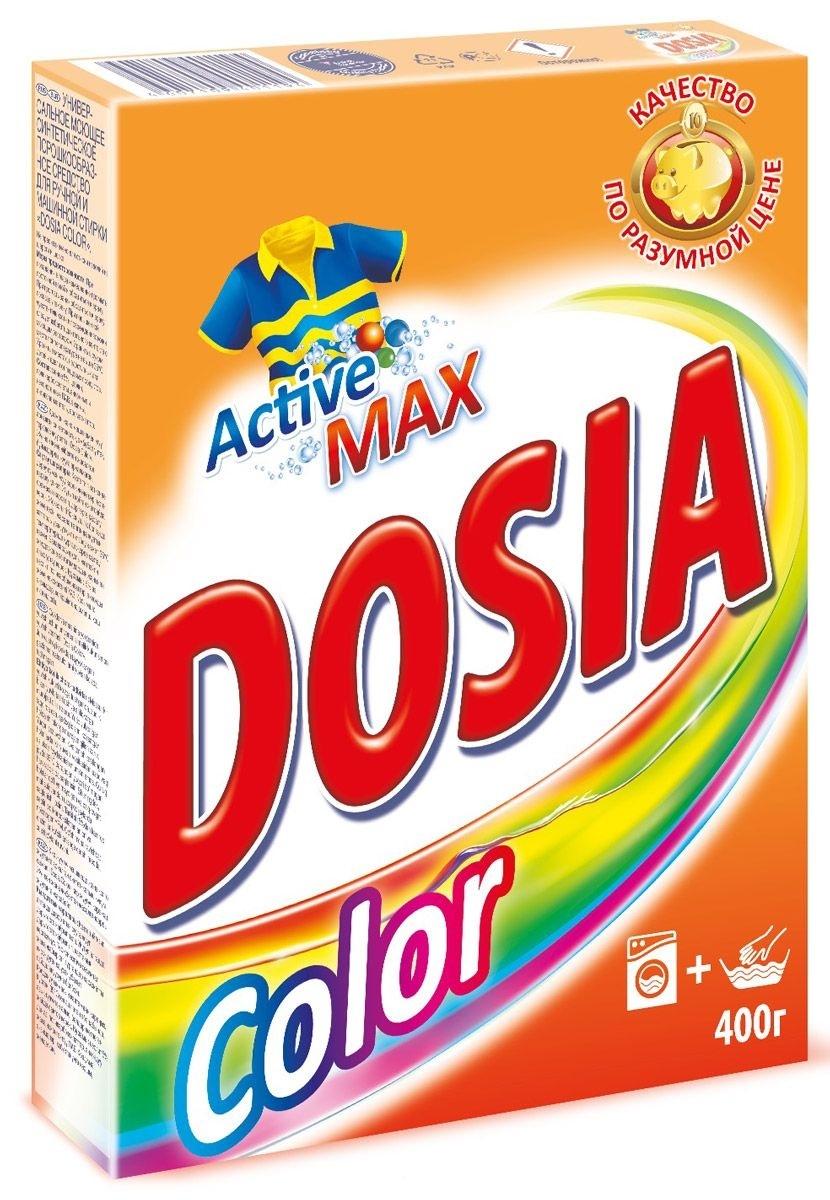 Стиральный порошок Dosia Color 400гр.