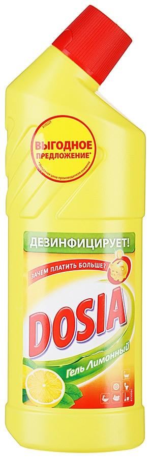Гель чистящий Dosia Лемон 750мл