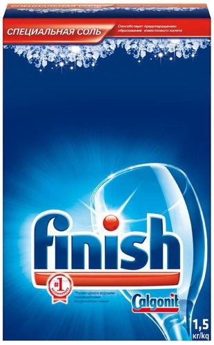 Соль для посудомоечной машины FINISH 1