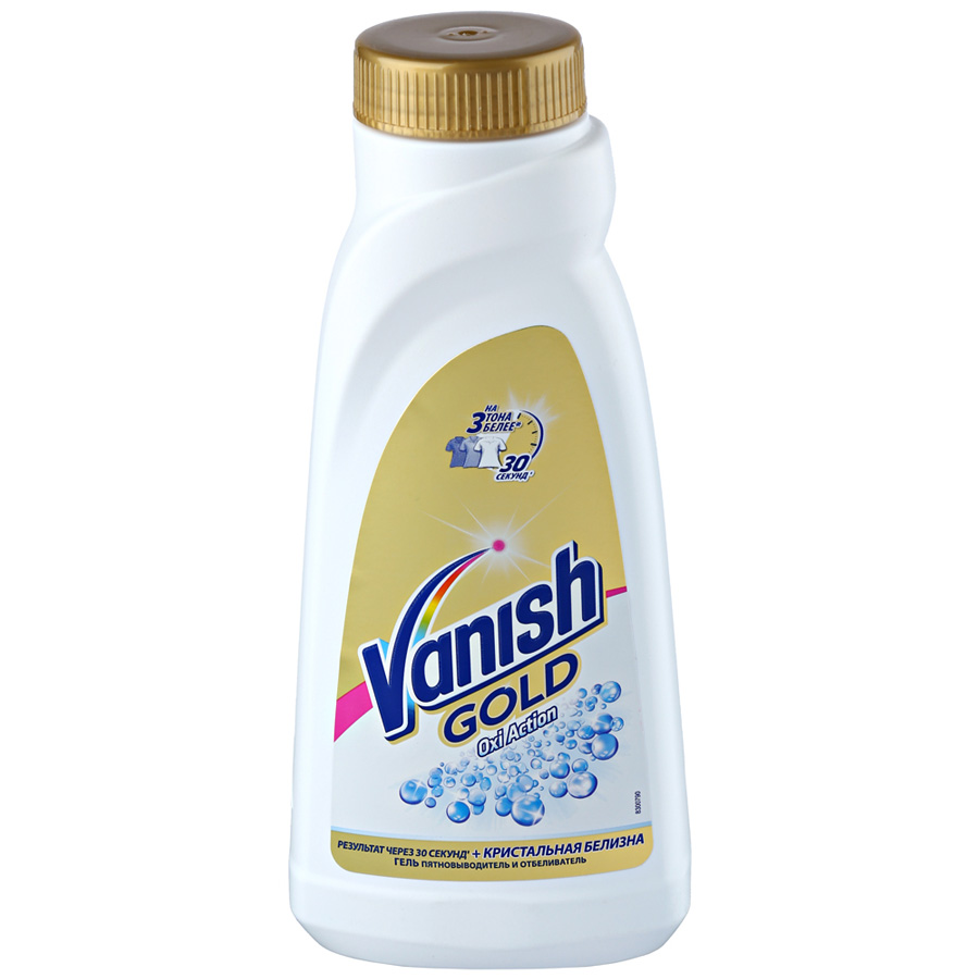 VANISH GOLD OXI Action Кр.бел.П-ль