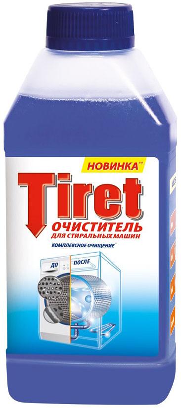Очиститель стиральных машин  Тiret  250мл.