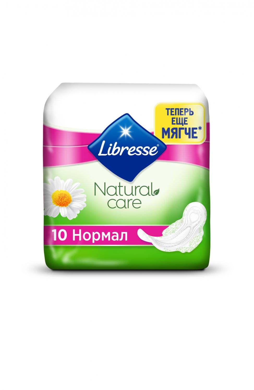 Гигиенические прокладки Libresse Natural Care Ultra Normal