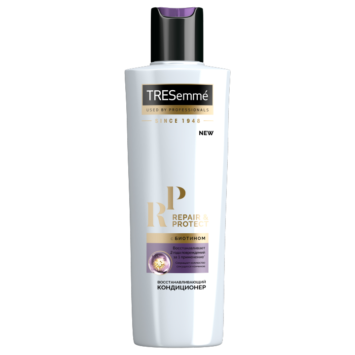 Кондиционер для волос восстанавливающий  Tresseme   Repair and Protect 230мл.