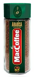 Кофе сублимированный растворимый  MacCoffee Arabica  100гр.