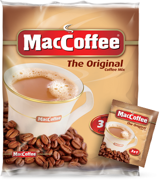 Напиток кофейный  MacCoffee  The Original 20гр*10шт.