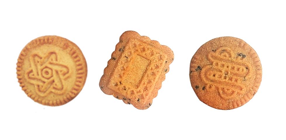 Печенье сахарное  Говорушки  с ароматом топленого молока 5кг.